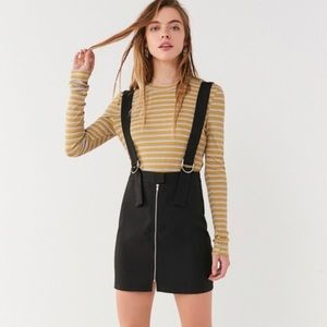 Urban Outfitters Suspender Skirtall/Sz:S/P/NWOT